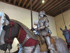 スタアラでスペイン�白雪姫のお城、イザベル女王出立のセゴビア。水道橋もエスグラフィアドもね。byイベリアエ