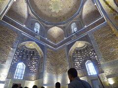 2017年GW ウズベキスタンとイスタンブールひとり旅 サマルカンド2日目