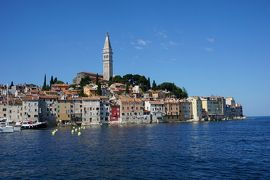 イタリア三都市 + イストラ半島ドライブ : ダイジェスト版