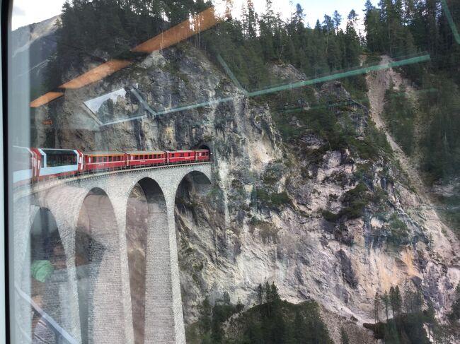 スイス5泊7日で3大名峰を見てきました(フルカ峠越え 10/11)