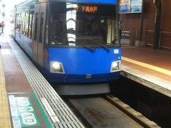 2017年6月 東急のローカル線(?)に乗って来ました