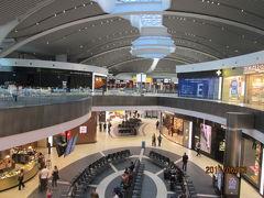 イベリア周遊の旅(2)ローマ・フミチノ空港での乗り換え。