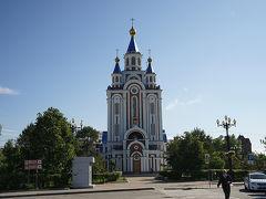 ノミの夫婦のロシア旅