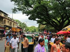 【2017 インド滞在記】インドの休日#5 プネー中心部へショートトリップ