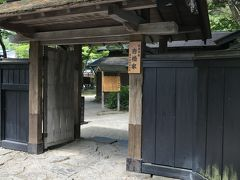 梅雨前の秋田へ Day2 増田の内蔵と角館武家屋敷通り