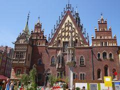 春のポーランド・リトアニア・ラトビア三国巡り その4 ヴロツワフではこびと探しが楽しい!