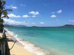 3度目の正直、ハワイ決行。【第2日目編】ワイキキ脱出、カイルアからラニカイビーチの風に癒される。