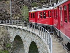 2017 ついに、やっと、スイス8ベルニナ鉄道