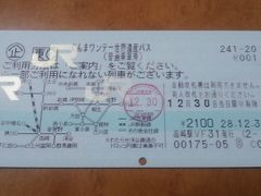 「ぐんまワンデー世界遺産パス」で行く群馬の鉄道を楽しむ旅?