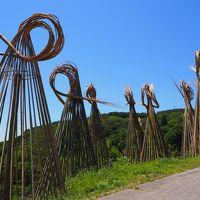 北アルプス国際芸術祭は絶賛開催中です。