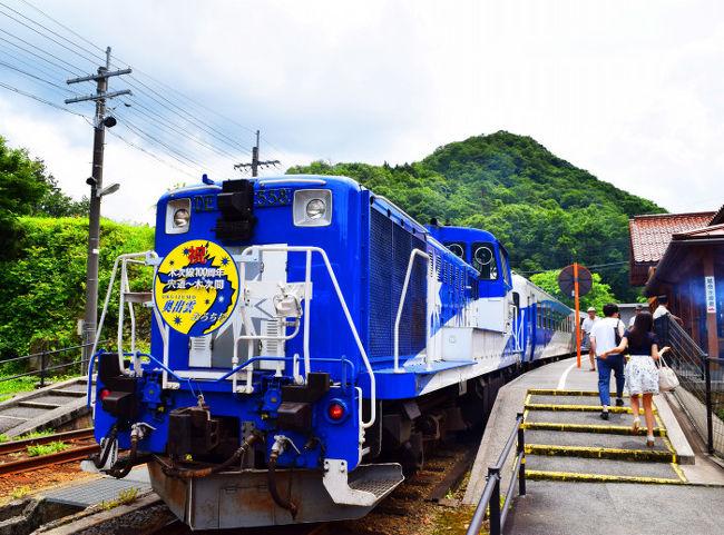 2018年3月末で廃線になってしまう三江線と、毎年4月から11月の金・土・祝日・GW・夏休み・紅葉の時期に走っている奥出雲おろち号に乗りに行ってきました。