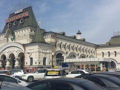 列車は西へ。ロシア横断オヤジ一人旅1(ウラジオストク)