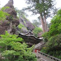 岩と匠の美しさ 榛名神社_______榛名湖~伊香保温泉