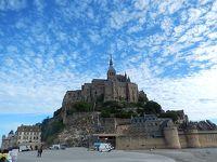 ☆☆☆煌めきフランス魅惑の旅世界遺産を巡る☆☆☆シャルル大聖堂 ル ルレサンミッシェル泊
