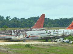 とうとう来ちまった...「地球の秘境:アマゾン(空港とマナウスの街編)」...1...(マナウス/ブラジル)