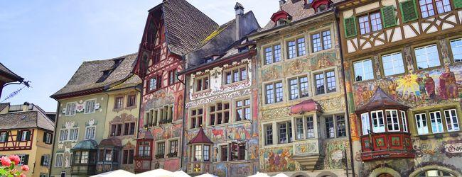 絶景を求めてスイスへの旅 <3> 絵本の...