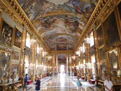 猛暑のローマは、二階建てバスで乗ったり降りたり、ヴァチカンやコロンナ宮殿へ。