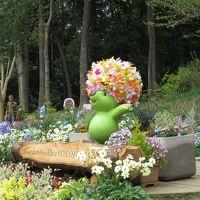 お散歩:第33回全国緑化横浜フェア 里山ガーデン会場へ行ってきました