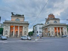 イタリア三都市 + イストラ半島ドライブ #1 : プロローグ、ミラノ街歩き