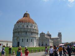 初めてのイタリア旅行(フィレンツェ4泊・ローマ4泊)その3:ピサ&フィレンツェ編