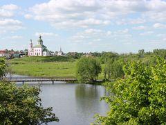 列車は西へ。ロシア横断オヤジ一人旅5(スーズダリ、ウラジーミル)