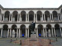 イタリア三都市 + イストラ半島ドライブ #2 : 名画の宝庫、ブレラ絵画館