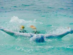 アンダマン海でバタフライ 5  シミラン島でバタフライ!