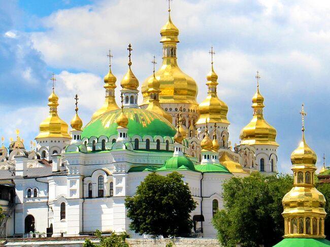ウクライナ 旅行