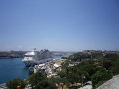 【新造船MSCメラビリア】地中海周遊クルーズ9日間 6日目マルタ島~8日目バルセロナ