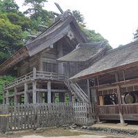 島根県には神社が多いイメージでしたが都道府県別のランキングで30位(約1,200社)でした(^0^)!! 本日は松江市の代表的な神社を参拝しました!!