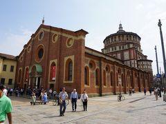 イタリア三都市 + イストラ半島ドライブ #3 : 最後の晩餐、グラツィエ教会