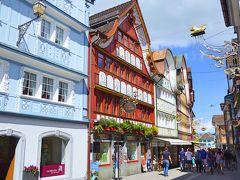 絶景を求めてスイスへの旅 <6> 楽しみにしていたスイス東北部のアッペンツェル地方へ♪