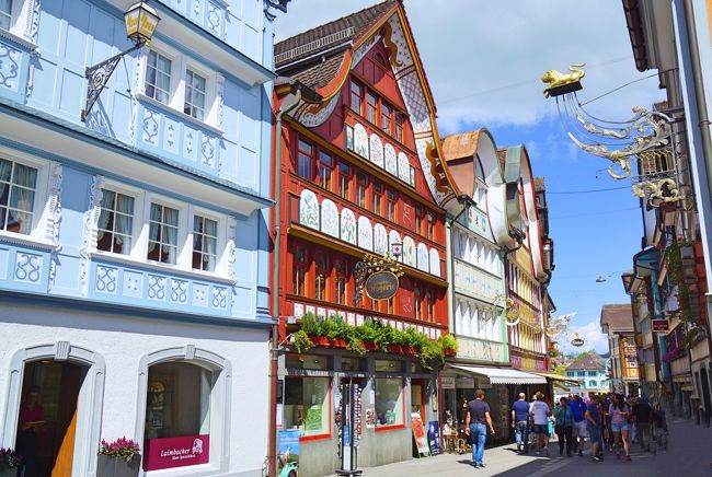絶景を求めてスイスへの旅 <6>...