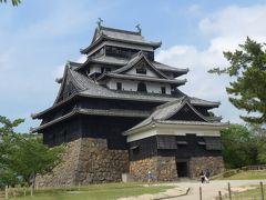 江戸時代初期に天守が建造された国宝・松江城に行ってきました!!