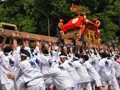 2017初夏の京都 下御霊神社還幸祭と京都和久傳の花山椒