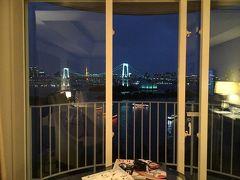 2017初夏・ヒルトン東京お台場エグゼクティブルーム