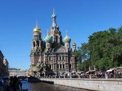 列車は西へ。ロシア横断オヤジ一人旅8(ザンクトペテルブルグ)