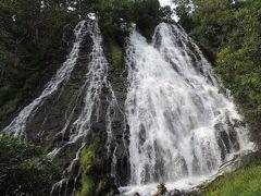 ウトロ_Utoro 知床の世界自然遺産!...ですが、台風の影響で観光船も知床横断道路ツーリングも散々