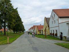 南ボヘミアに残る中世の村・ホラショヴィッツェ