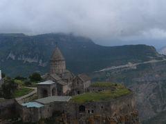 アルメニア、そのⅢ・・・タテヴ修道院