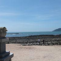 JALの「どこかにマイル」で宮崎の旅~⑥ルートイングランティアあおしま太陽閣に宿泊し、青島神社に参拝!