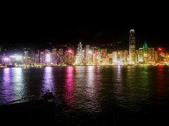 バリ+香港5泊6日 part1 ちょこっと香港前泊・後泊編