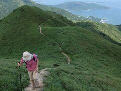 レストア修復版「香港製造」上映と、ランタオ・ピーク登山。