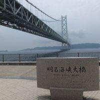 2017年7月の遠征・・・・・�明石海峡大橋
