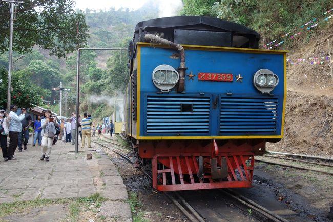 今日の目的はニルギリ鉄道に乗ることです。<br /><br />インドの最古の山岳鉄道の一つで、世界遺産にも登録されています。<br /><br /><br />