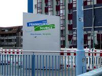 2016.5 徒歩で国境を越えよう フランクフルト(オーダー)からポーランドへ★車窓から眺める東ドイツの風景