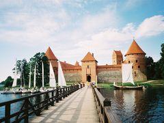 旧ソ連の小国巡り、バルト3国ついでにフィンランド①(リトアニア)、2005年7月