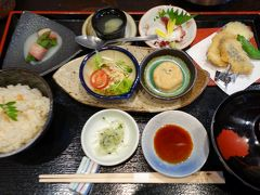 20170710-1 大阪 鯛めしはなびさんのお昼ごはん