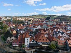 *イースターも楽しむ中欧ヨーロッパ旅行8日間*チェコ(チェスキー・クルムロフ編)