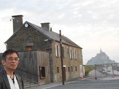 初フランスでパリとモンサンミッシェルに行ってきました。